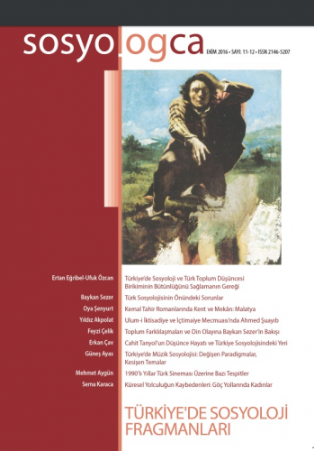 Sosyologca Dergisi, Sayı:11-12