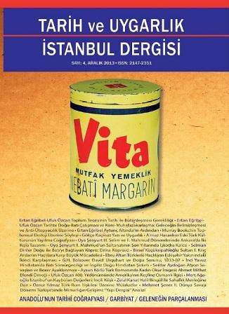 Tarih ve Uygarlık - istanbul Dergisi Sayı: 4