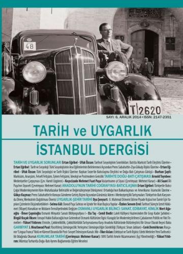 Tarih ve Uygarlık - istanbul Dergisi Sayı: 6